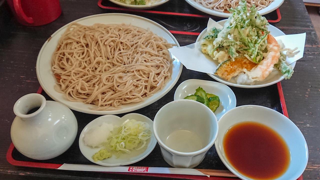 十割手打そば処 福田|開店1時間で売り切れの人気蕎麦屋!