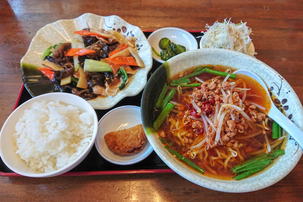 コスパ最高!美味しく安いボリューム満点「台湾料理鴻源」