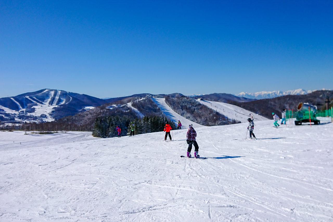 菅平高原スキー場のリフト券・割引・アクセス情報などをご紹介